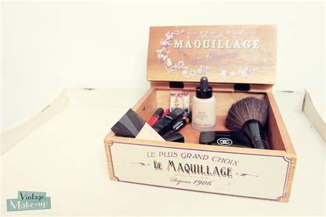 boite pour ranger le maquillage rangement de maquillage les meilleures astuces