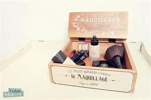 Boite De Rangement Maquillage : rangement de maquillage les meilleures astuces ~ Dailycaller-alerts.com Idées de Décoration