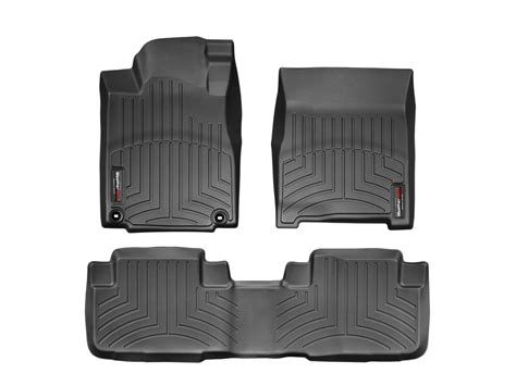 floor mats for honda crv weathertech 174 floor mats floorliner for honda cr v 2012 2016 black ebay