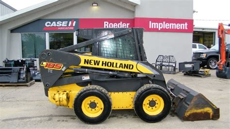 Photos of 2010 New Holland L185 Skid Steer For Sale ...