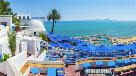 Climate Tunis – Water temperature • Best time to visit ...