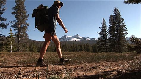 Shaun Carrigan by Pursuit Of A Simple Propels A Hiker In The