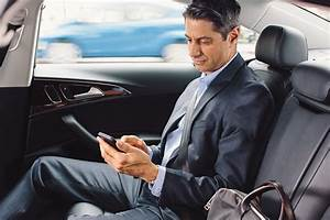 Uber Usage By Business Travelers Surpassed Taxi And Car