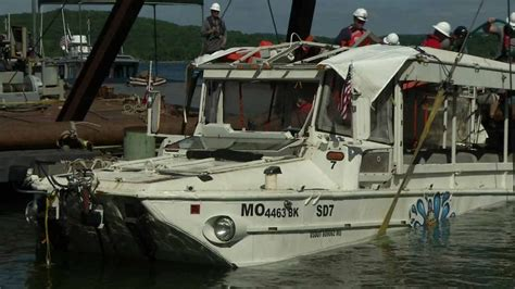 Duck Boat Negligence criminal negligence could be considered in fatal branson