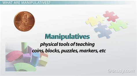 manipulatives  education definition examples