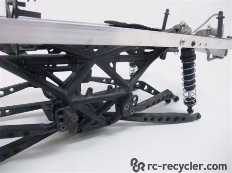 Axial Ax10 Ridgecrest Tube Chassis Scale Frame Conversion