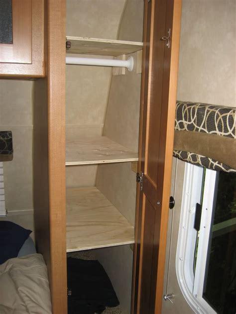rv closet organizer 114 best images about 5th wheel ideas on