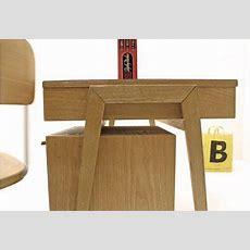 Kleines Pult, (3538)  Divtische  Tisch Bogen33