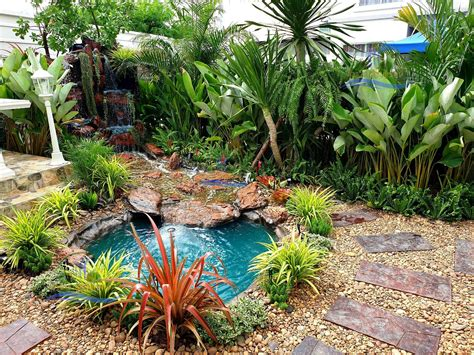 ไอเดียจัดสวนน้ำตกจำลอง เพิ่มความสวยและสดชื่นจากสายน้ำ By ...