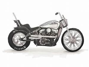 2010 Kikker 5150 Hardknock Frisco Bobber Moto Zombdrive Com
