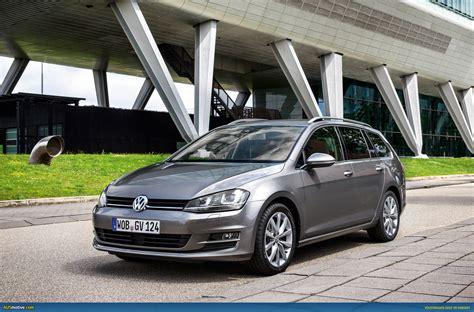 vw golf 7 variant limestone grey metallic volkswagen golf vii autoweek nl