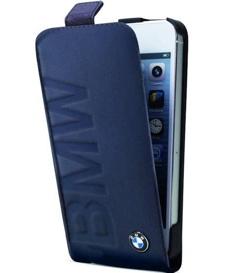 Digitalsonline  Bmw Signature Flip Case For Apple Iphone