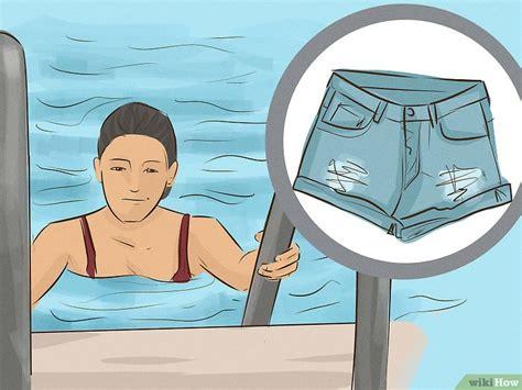 assorbente interno in piscina come usare un assorbente interno quando nuoti wikihow