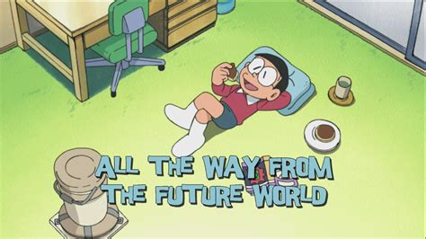 doraemon      future world tv episode
