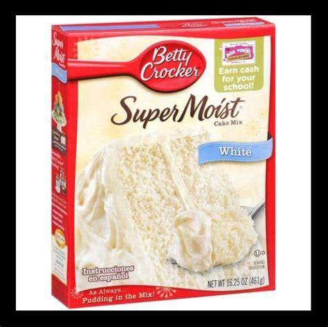 white cake mix best 118 box cake mix cakes easy ideas on 1305