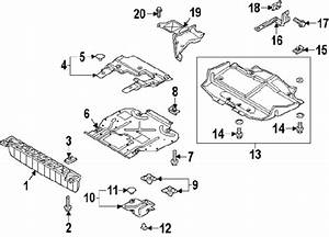 partscomr ford fastener partnumber bb5z00817a With 2013 car undercarriage display youtube