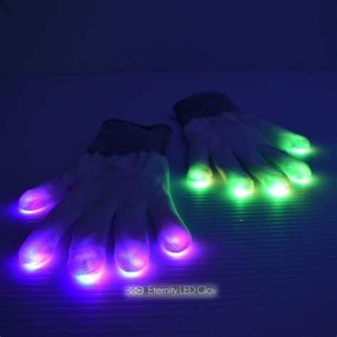 Les Light by Led Light Up Gloves Eternity Led