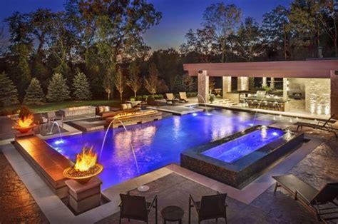 Modern Pool Designs  Barrington Pools
