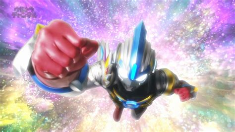 Ultraman Zero The Chronicle Episode 16