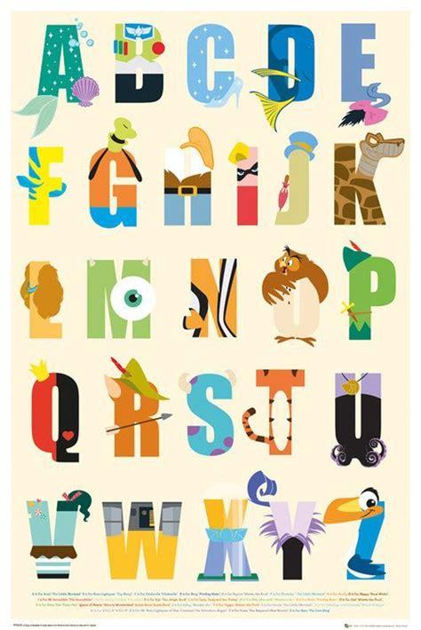 disney alphabet ideas  pinterest writing