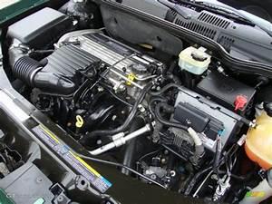 2003 Saturn Ion 3 Sedan 2 2 Liter Dohc 16
