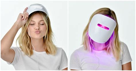 Neutrogena Light Therapy Acne Mask Review | Teen Vogue
