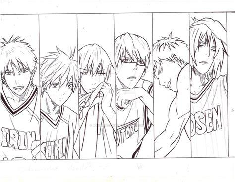 kuroko  basket  progress  hachiroakira  deviantart