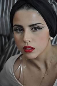 Coiffure Des Années 50 : maquillage annee 50 ~ Melissatoandfro.com Idées de Décoration