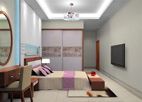 contoh plafon kamar tidur utama minimalis kamar tidur