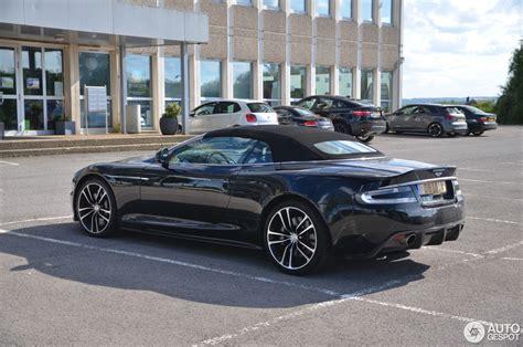 Aston Martin Dbs Volante Aston Martin Dbs Volante 4 Juli 2017 Autogespot