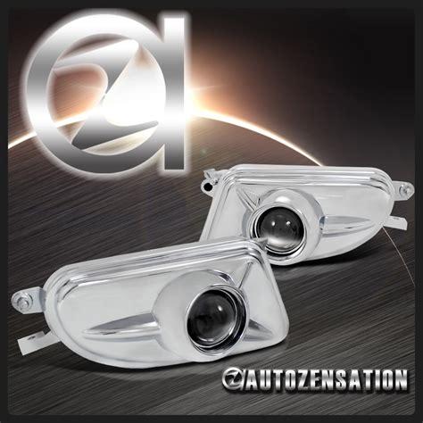 mercedes benz    clk slk projector driving fog lights