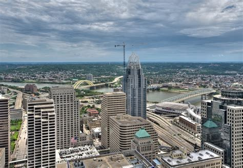 carew tower observation deck cincinnati ohio 8 terrifying high up views in ohio