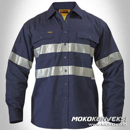 baju wearpack safety shirt for mens wearpack pria moko co id katalog desain wearpack