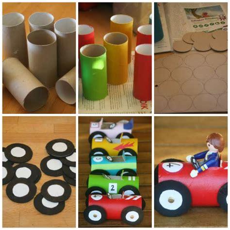 manualidades con reciclaje ni 241 os en el d 237 a internacional reciclaje simple crafts