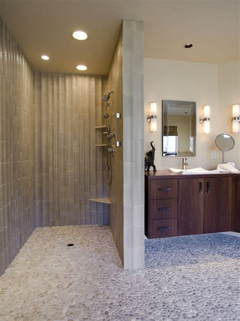 A Walk In Shower by Pros And Cons Of A Walk In Shower