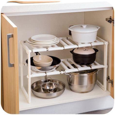 Sink Rack. Plastic Dish Drainer Drip Tray Plate Cutlery