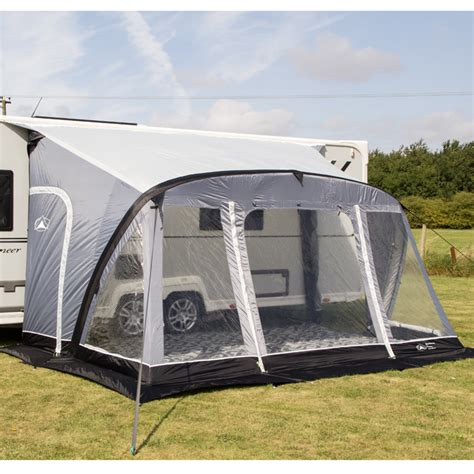Sunncamp Swift 390 Air Caravan Porch Awning With