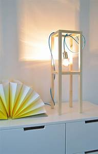 Lampe Selber Machen Anleitungen : diy lampe tischleuchte selber machen ich designer ~ Lizthompson.info Haus und Dekorationen