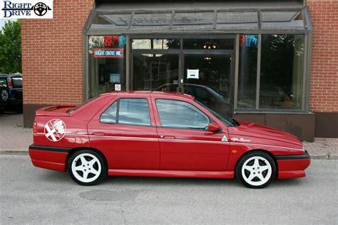1997 Alfa Romeo 155 Partsopen