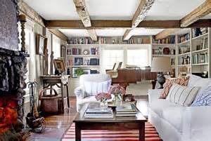 country livingroom ideas a new york farm cottage sanctuary decor