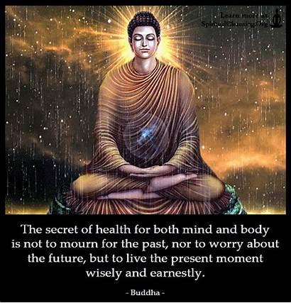 Mind Health Secret Mourn Past Both Quotes