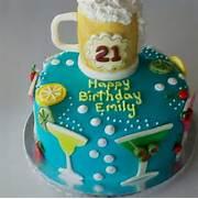 Cakes  21St Birthd...