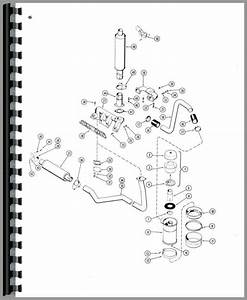 Case 430 Tractor Parts Manual