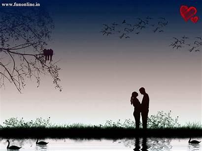 Couple Wallpapers Romantic Loving Wallpapersafari