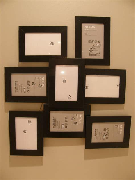 cadre multi photo ikea cadre multivues fait maison 10 id 233 e cadeau