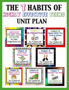 Sean Covey 7 Habits of Highly Effective Teens