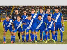 Calendario de Guatemala para Torneo Uncaf Sub17 2016
