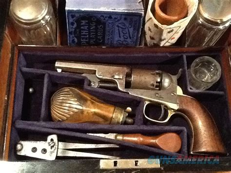 Antique Gambling Kit With Colt 1849 Pocket Pist... For Sale Antique Childs Rocking Chair Value Farm Tools Pictures Chairs 1700s Stair Spindles Uk Buster S Antiques St Petersburg Fl 33712 Auctions Dallas Texas Table Ideas Rose Florist Hornsby