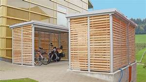 Vordach Holz Komplett : velounterst nde fahrradunterst nde von braun raumsysteme braun raumsysteme ~ Whattoseeinmadrid.com Haus und Dekorationen