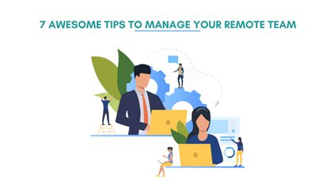 awesome tips  manage  remote team recooty blog
